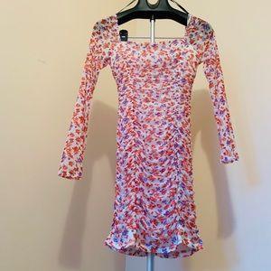 Cute mini dress, very light and soft